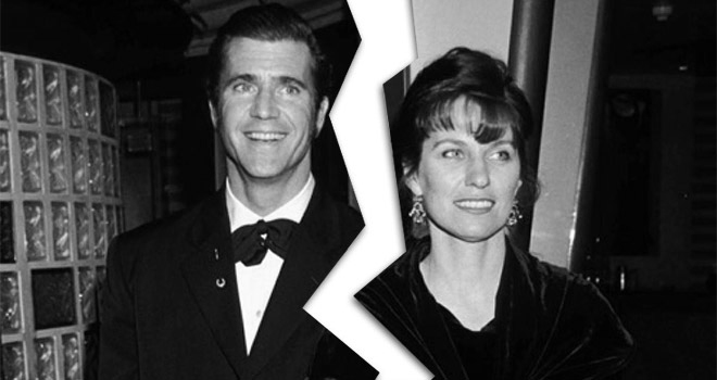 Robyn Denise Moore and Mel Gibson Divorce