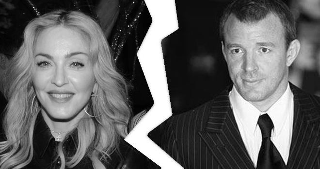 Guy Ritchie and Madonna Divorce Settlement