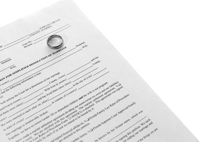 divorce lawyer in Miami, Florida