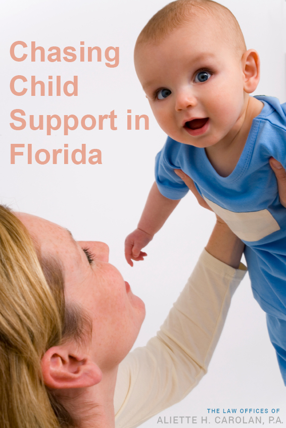 Chasing Child Support in FL