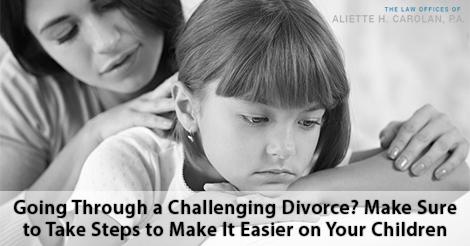 impact of divorce in children