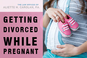 Getting-Divorced-While-Pregnant
