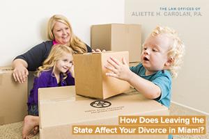 Divorce in Miami