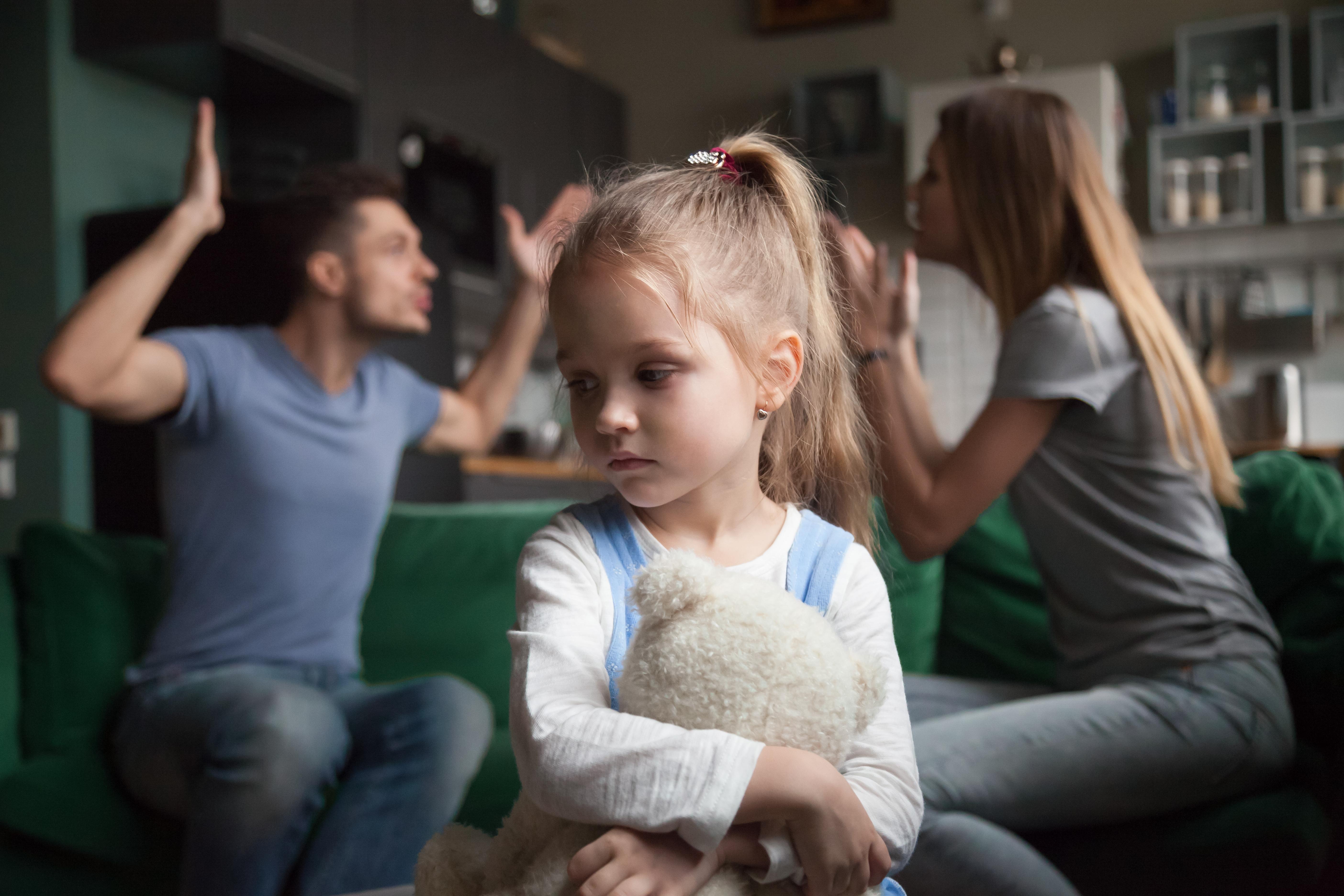 Child Custody Time sharing