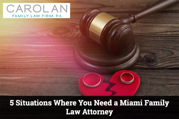 Miami Family Law Attorney